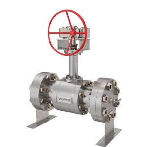 Cryogenic ball VALVE v.1_min